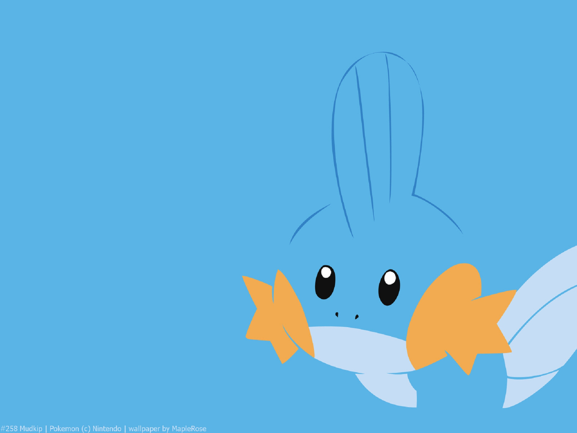 Mudkip Wallpapers