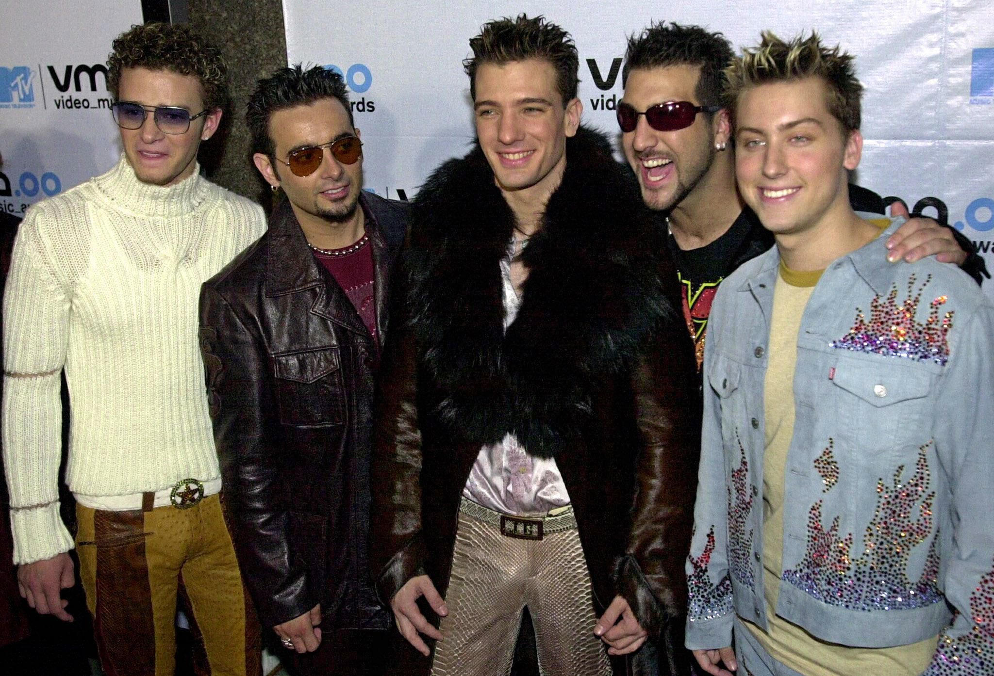 N Sync Computer Backgrounds