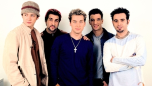 N Sync Hd Background