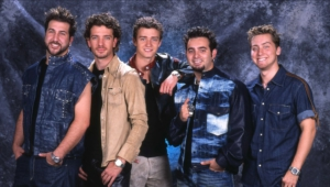 N Sync Hd Wallpaper