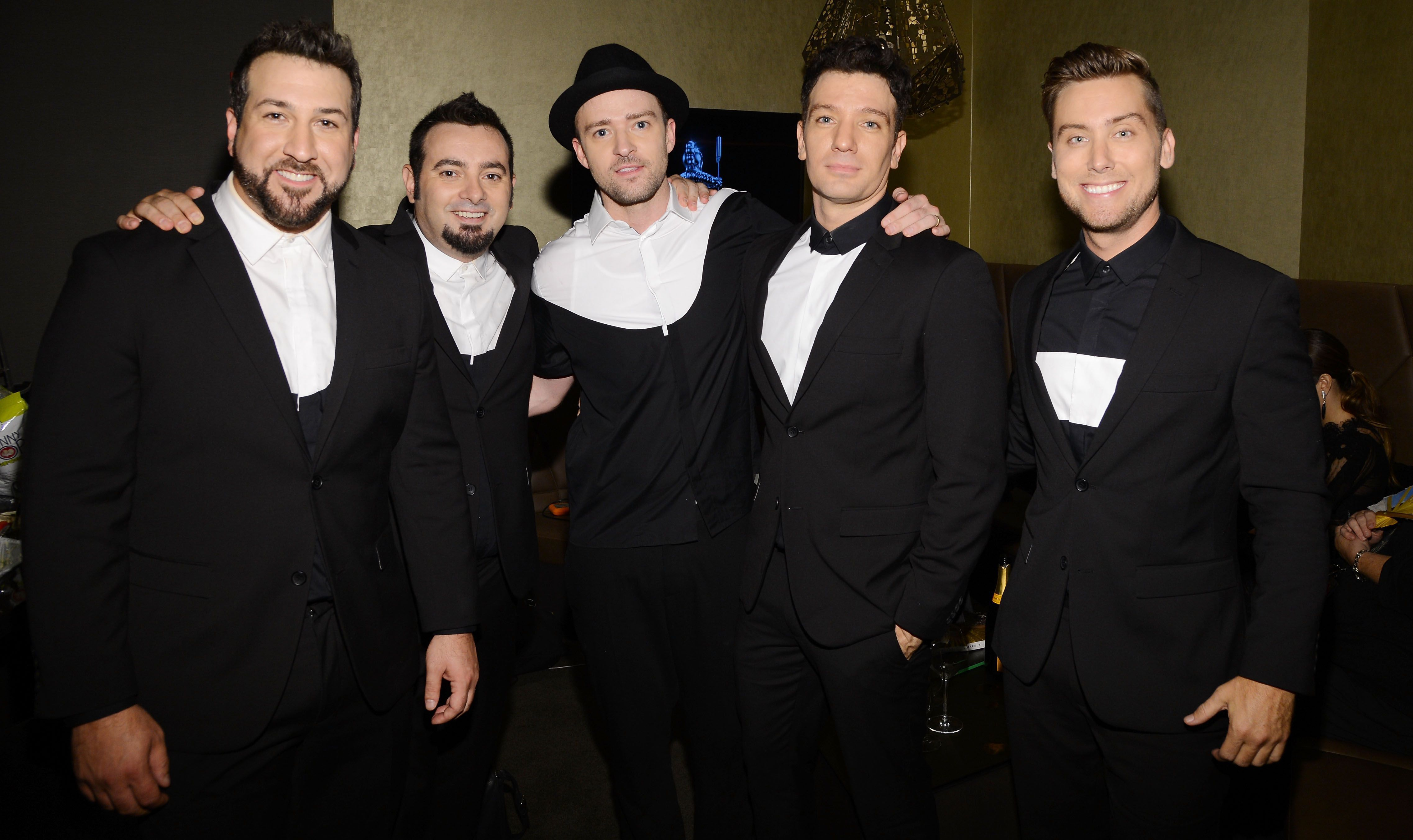 N Sync High Quality Wallpapers
