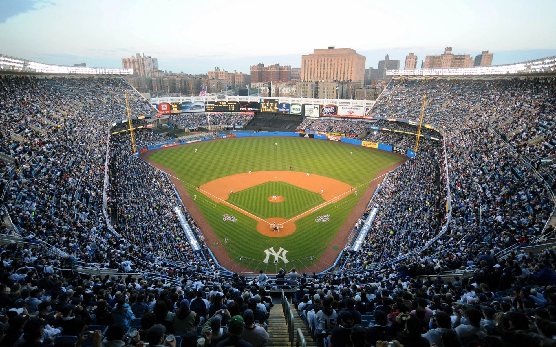 New York Yankees Computer Backgrounds