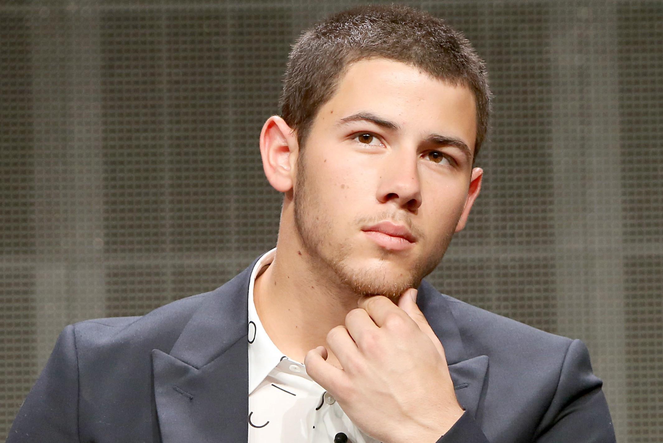 Nick Jonas High Quality Wallpapers