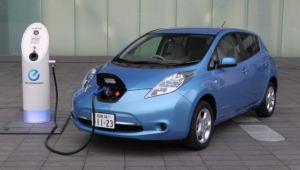 Nissan Leaf Computer Wallpaper