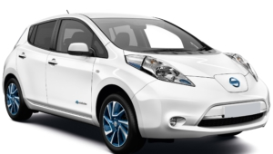 Nissan Leaf Hd Background