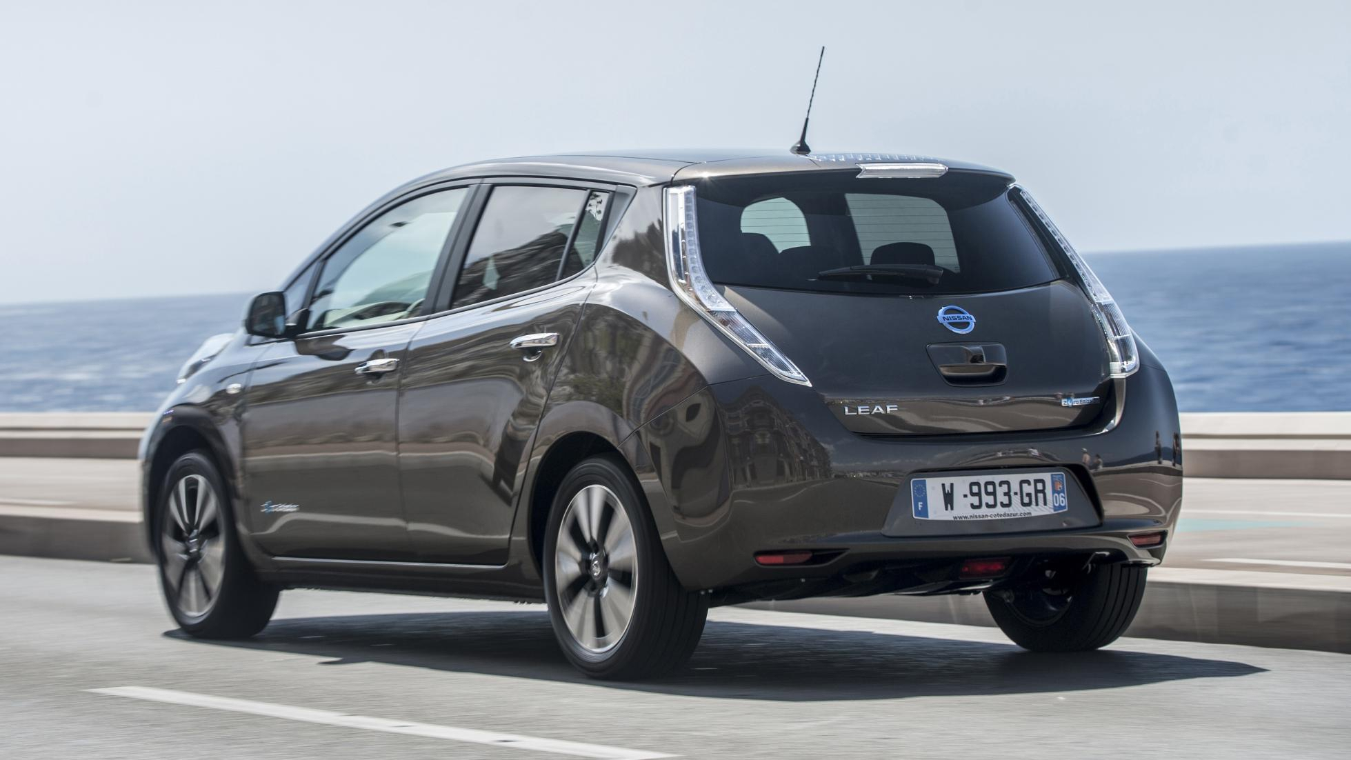 Nissan Leaf High Definition Wallpapers