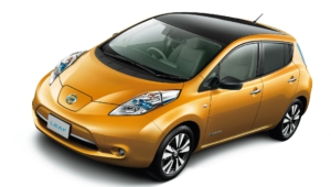 Nissan Leaf Photos