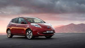 Nissan Leaf Full Hd