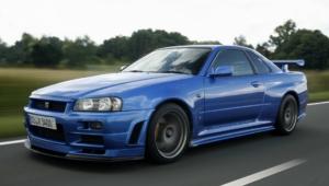 Nissan Skyline Gt R Background