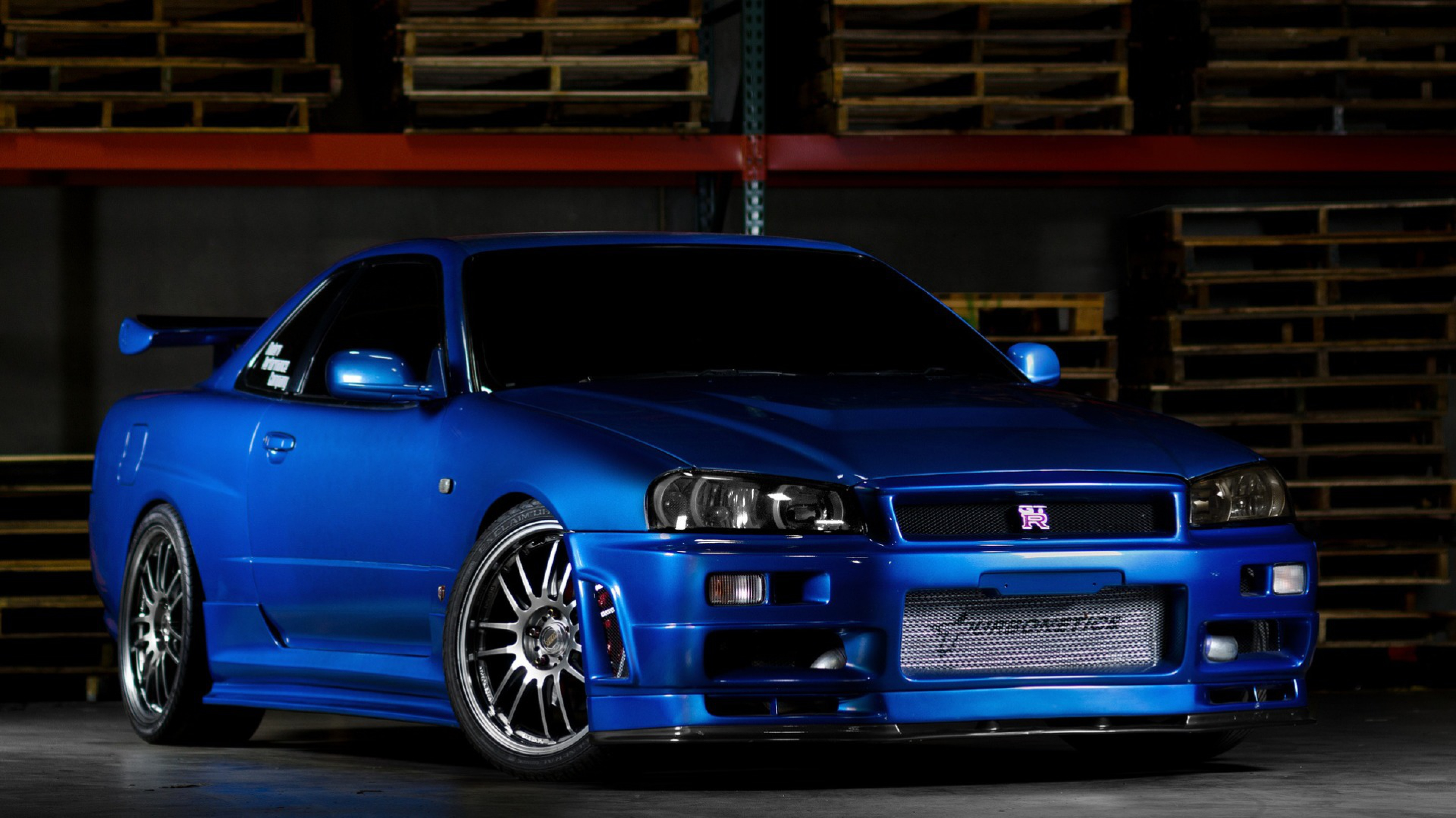 Nissan Skyline Gt R Hd Background