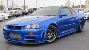 Nissan Skyline Gt R Hd Wallpaper