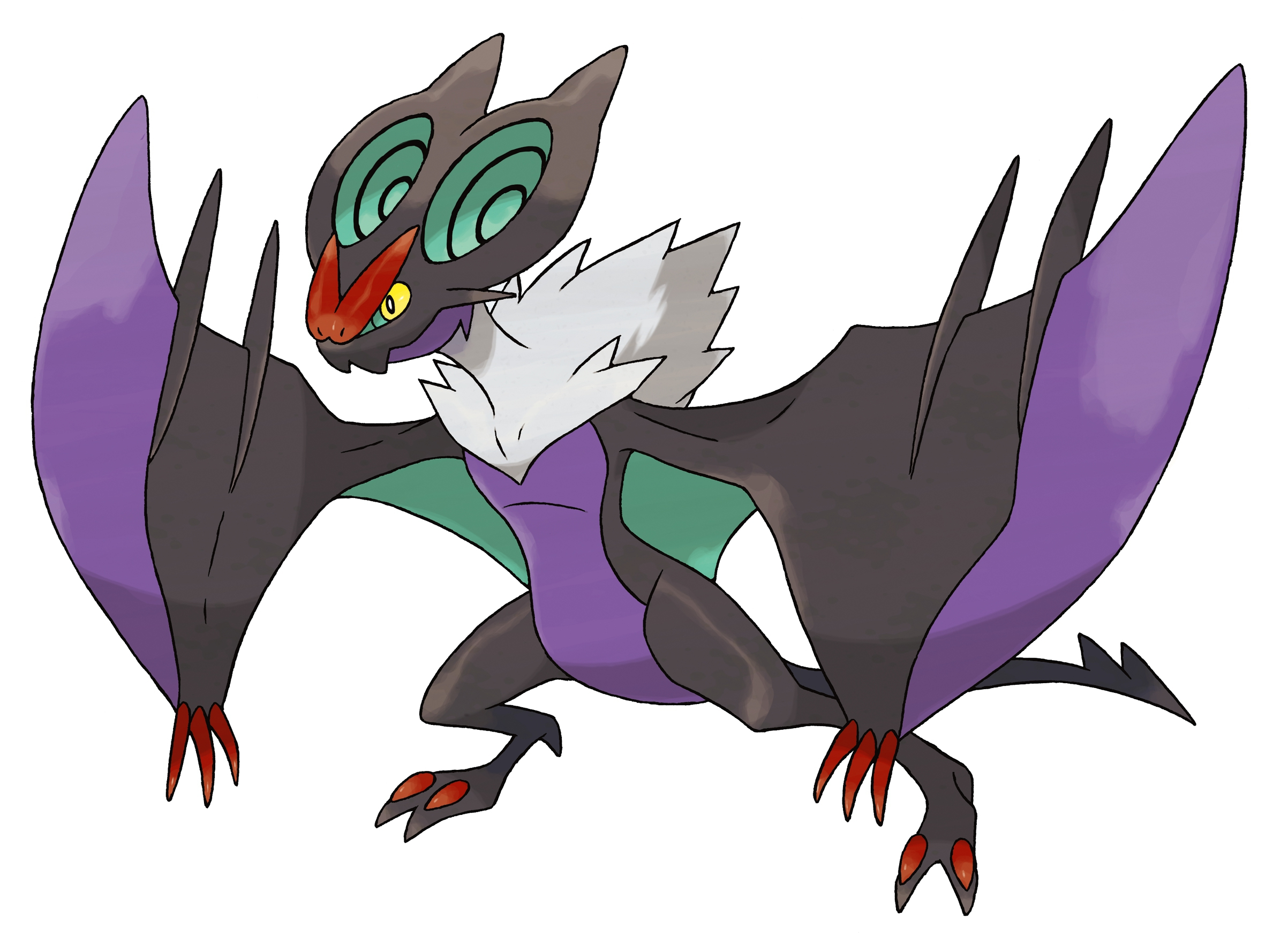 Noivern Pictures
