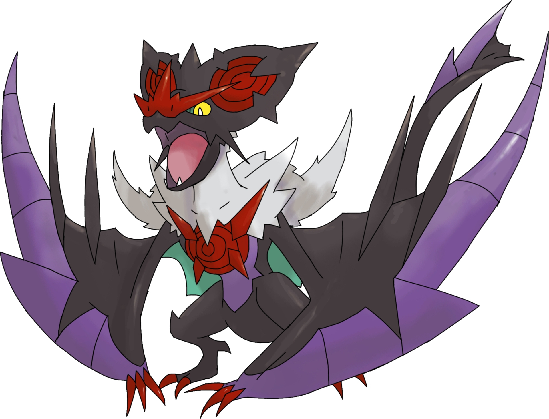 Noivern Wallpapers Hd