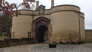 Nottingham Castle Hd Background