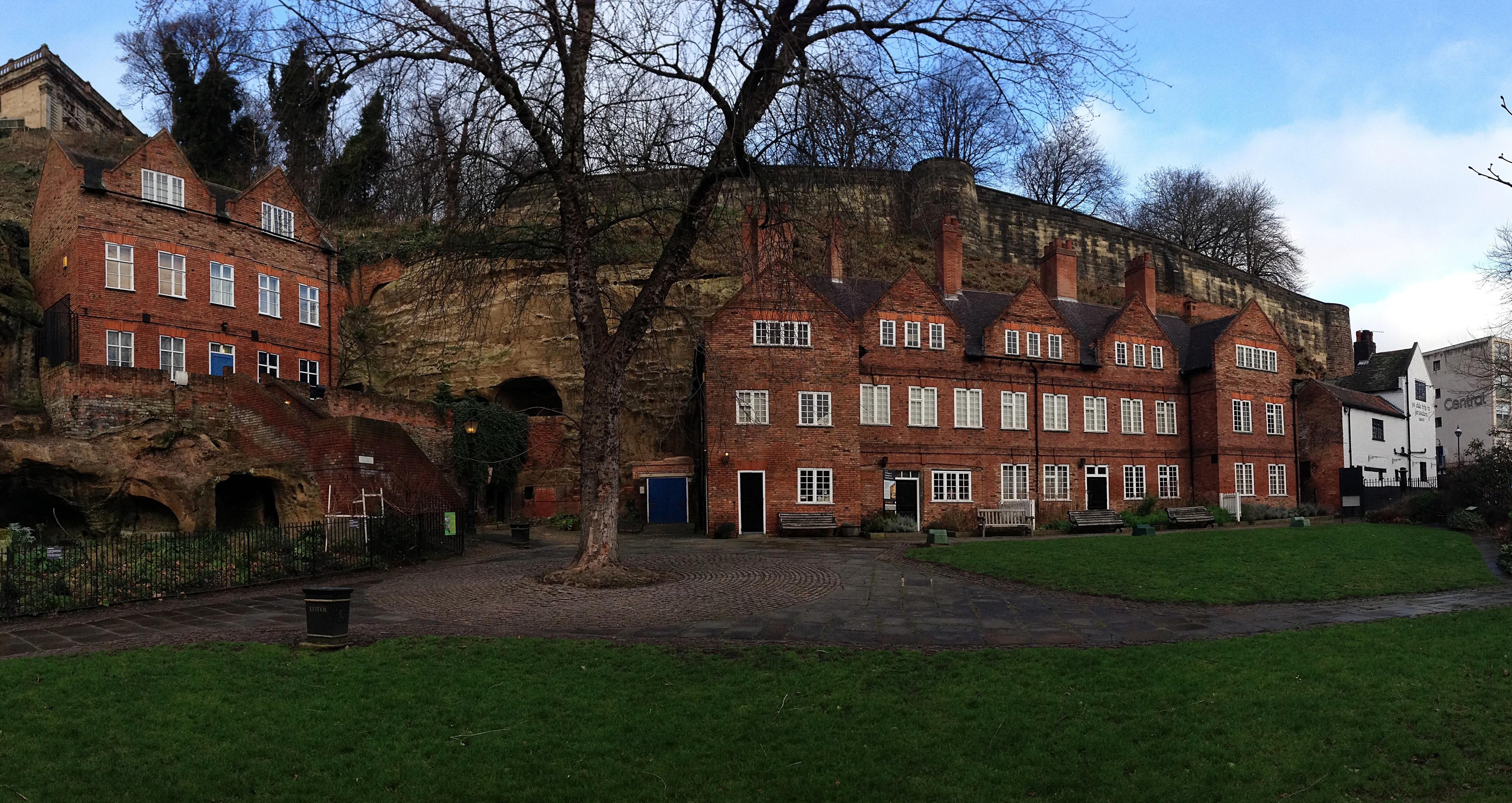 Nottingham Castle Wallpaper