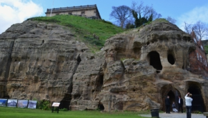 Nottingham Castle Wallpapers
