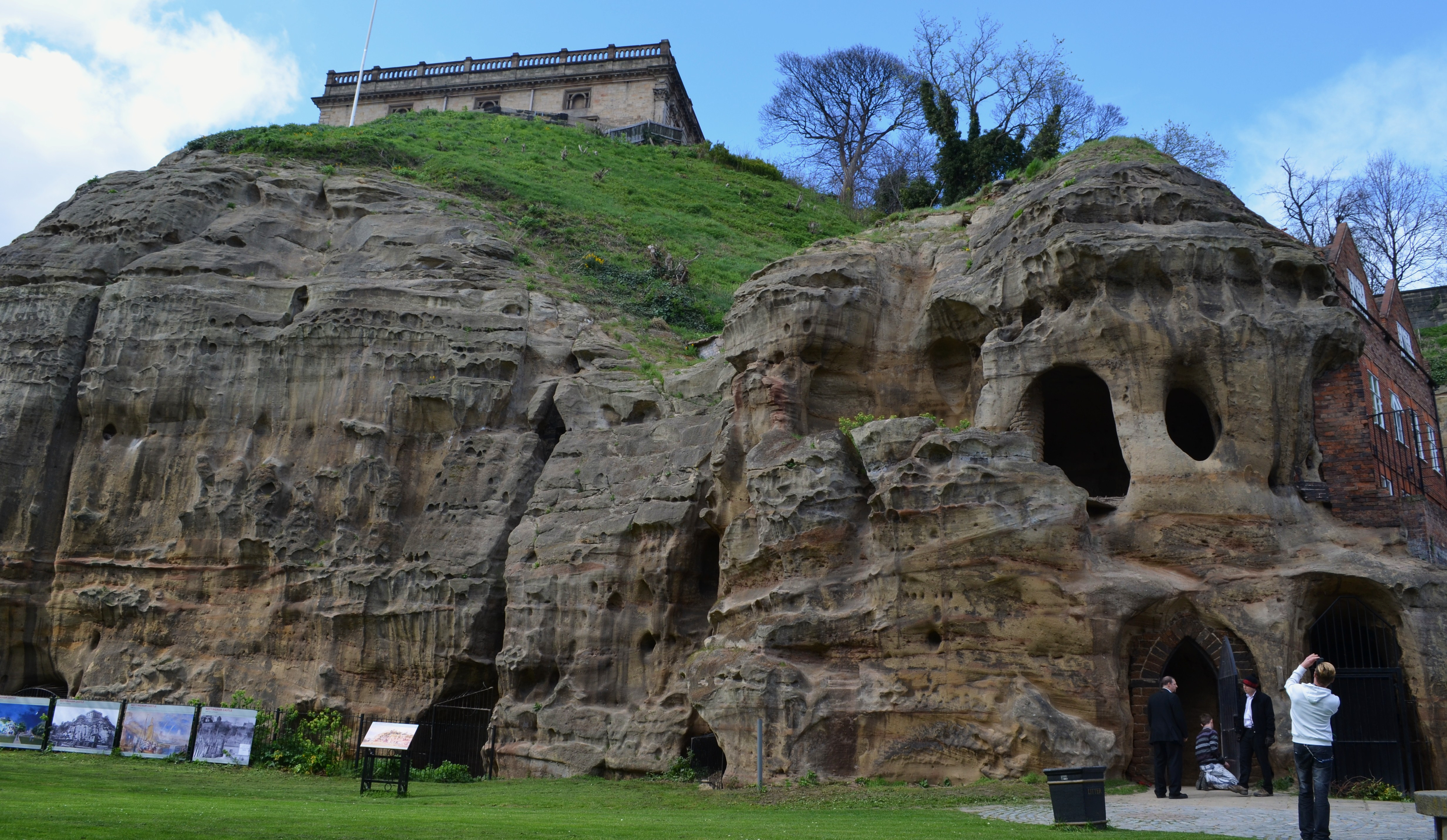 Nottingham Castle Wallpapers