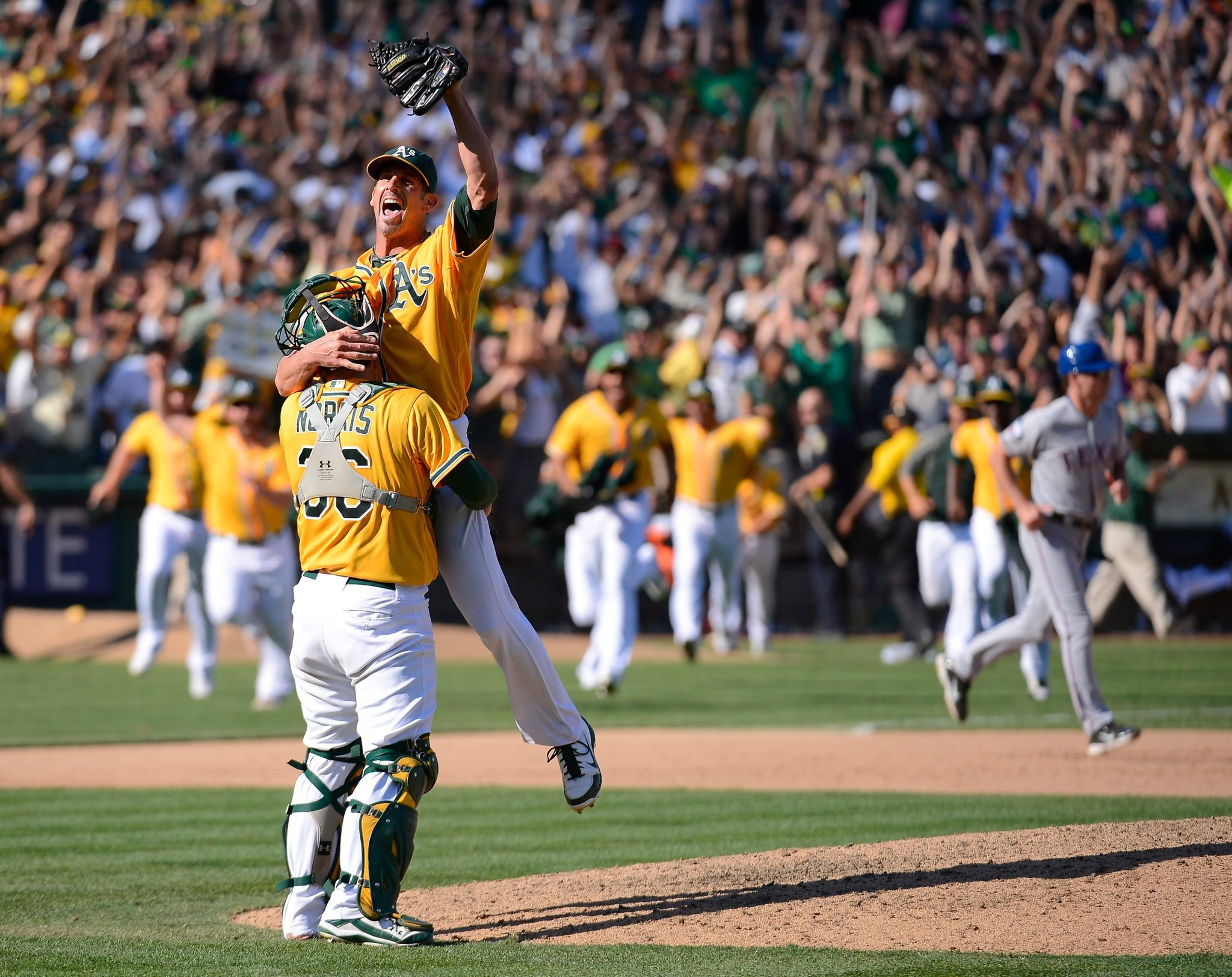 Oakland Athletics Wallpapers Hd