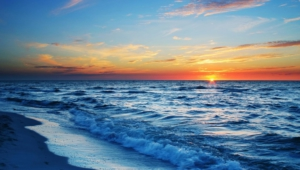 Ocean Sunset High Definition
