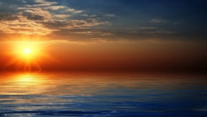 Ocean Sunset High Definition Wallpapers