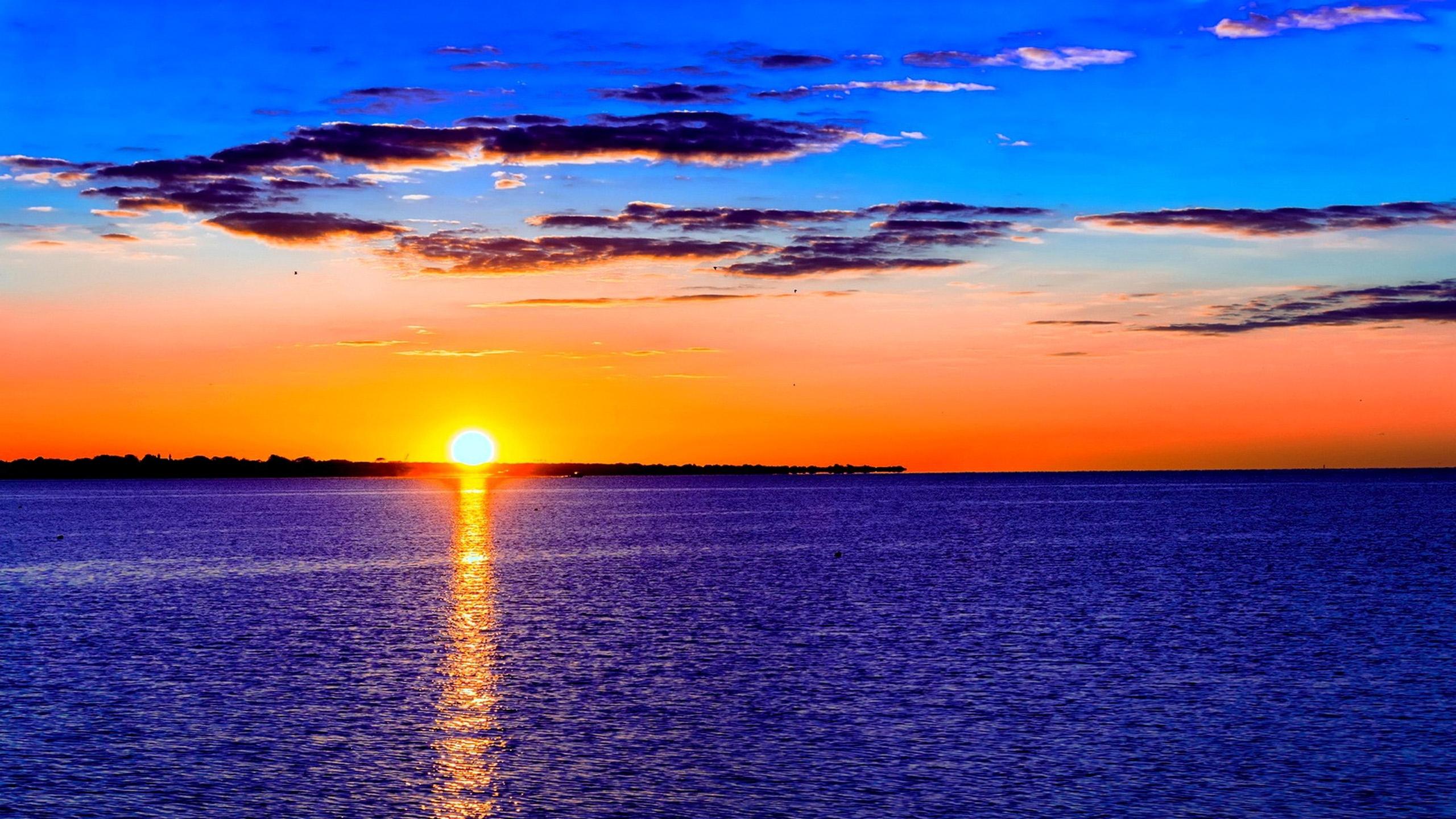 Ocean Sunset Images