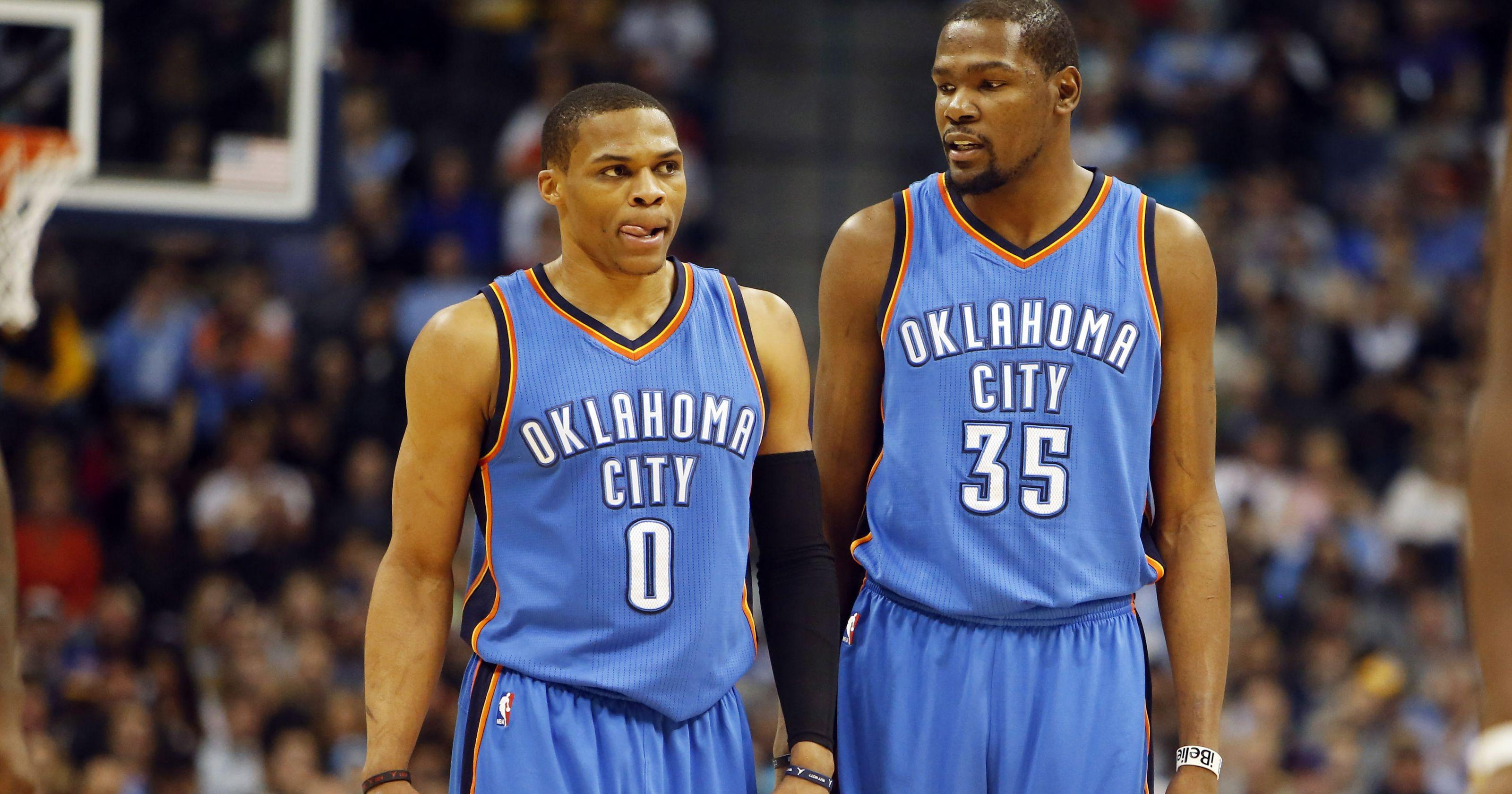 Oklahoma City Thunder Images