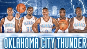 Oklahoma City Thunder Photos