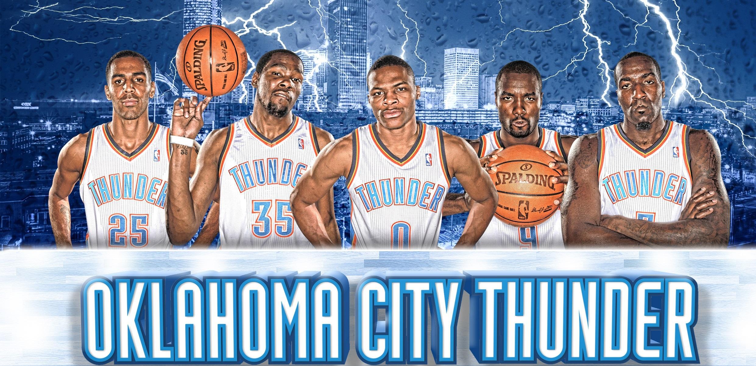 Oklahoma City Thunder Photos