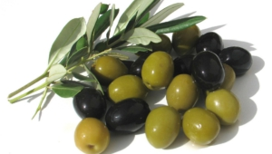 Olives Background
