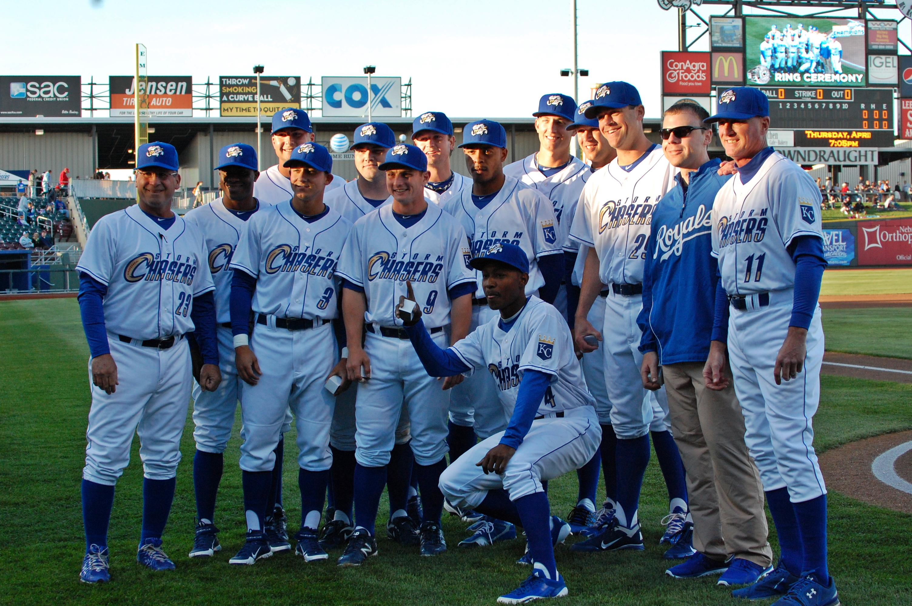 Omaha Storm Chasers High Definition Wallpapers