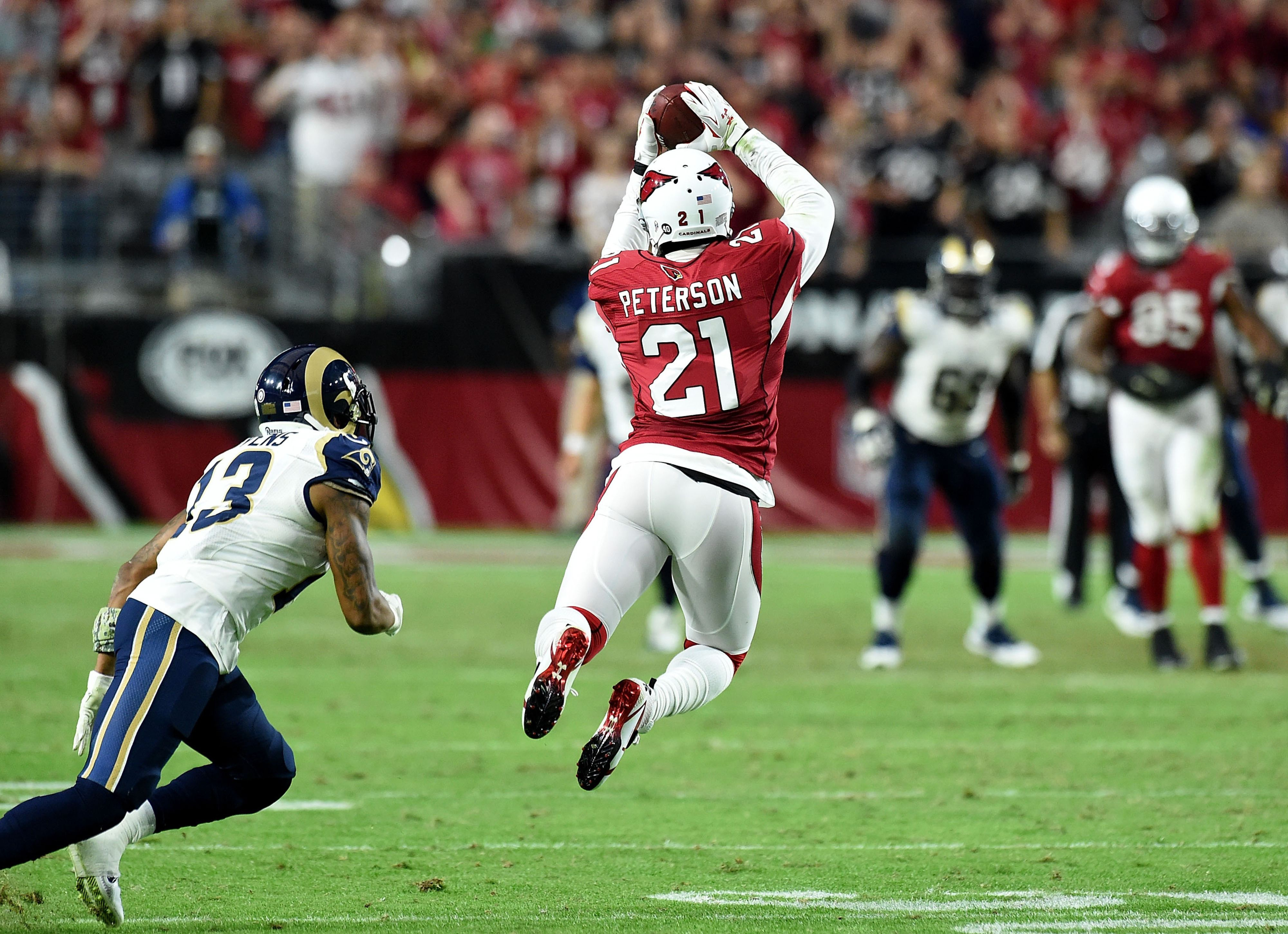Patrick Peterson Widescreen