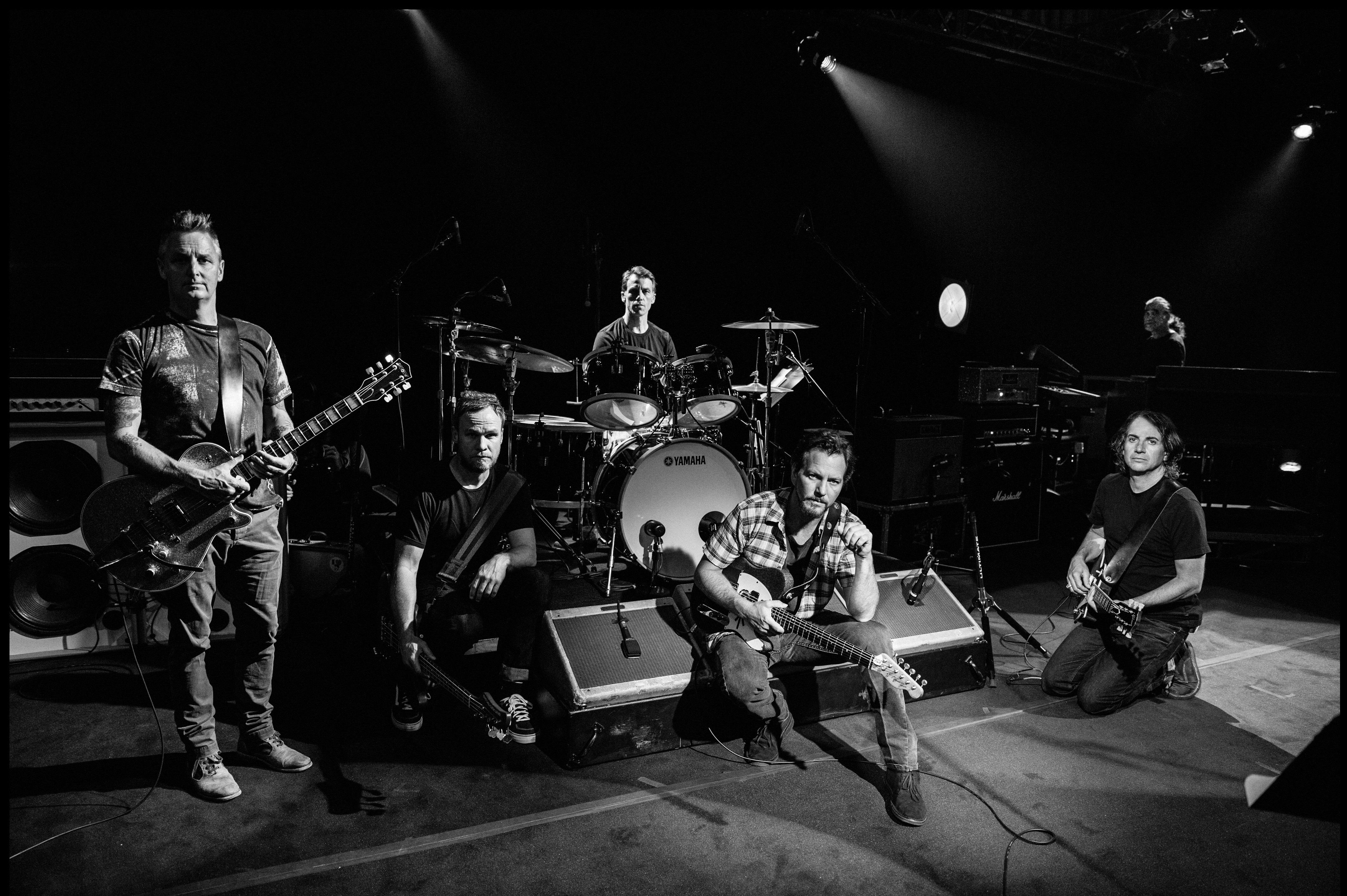 Pearl Jam 4k