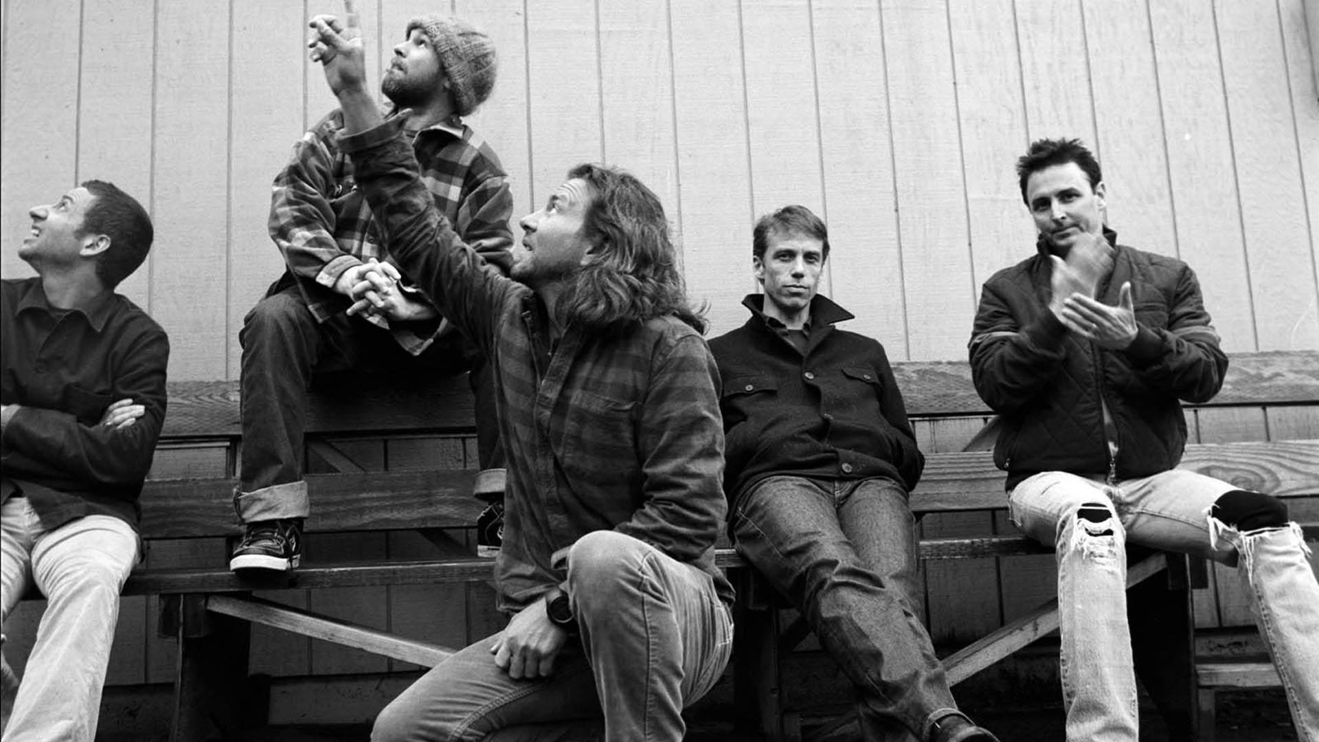 Pearl Jam Computer Wallpaper