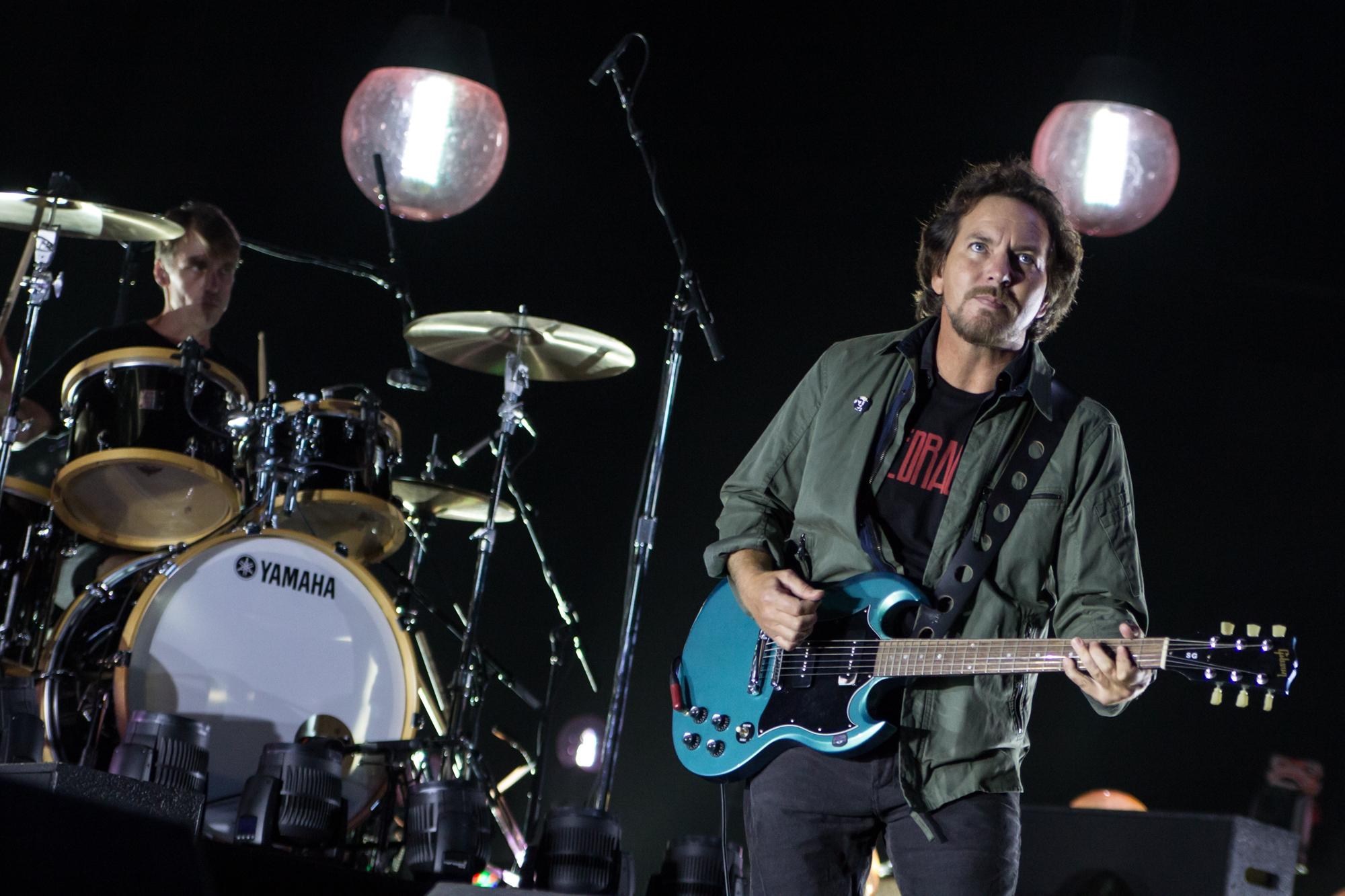 Pearl Jam Desktop