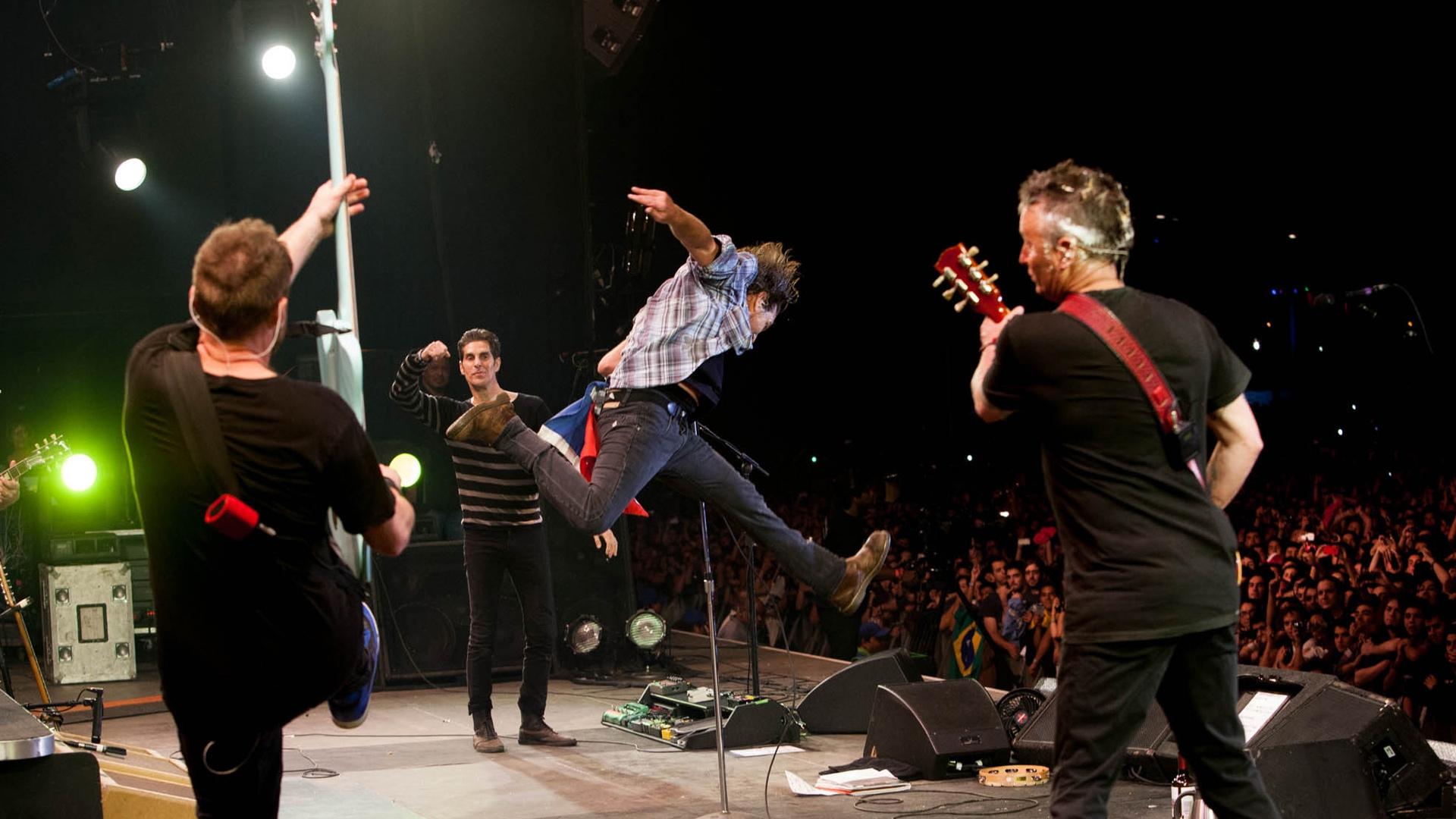 Pearl Jam Widescreen