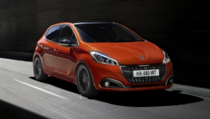Peugeot 208 Gti Background