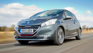 Peugeot 208 Gti High Definition Wallpapers