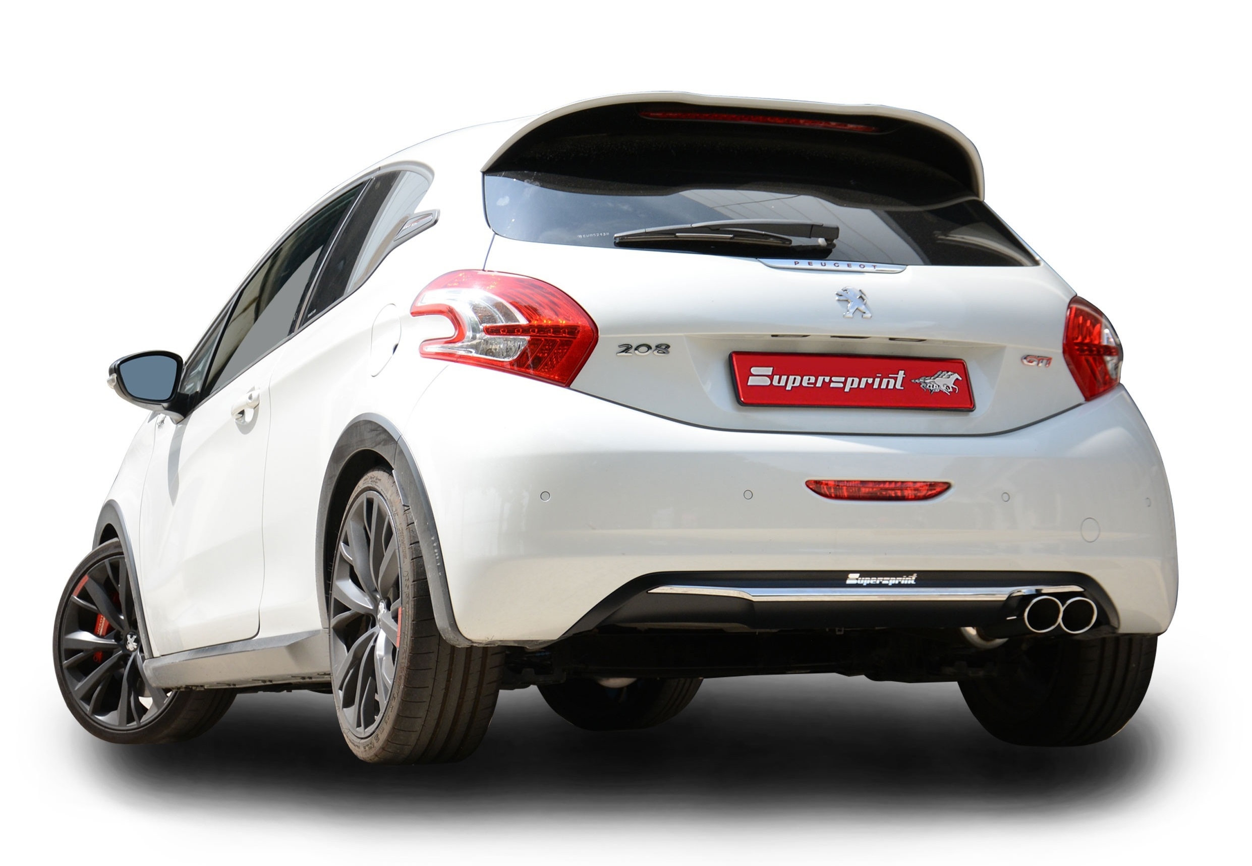 Peugeot 208 Gti Pictures