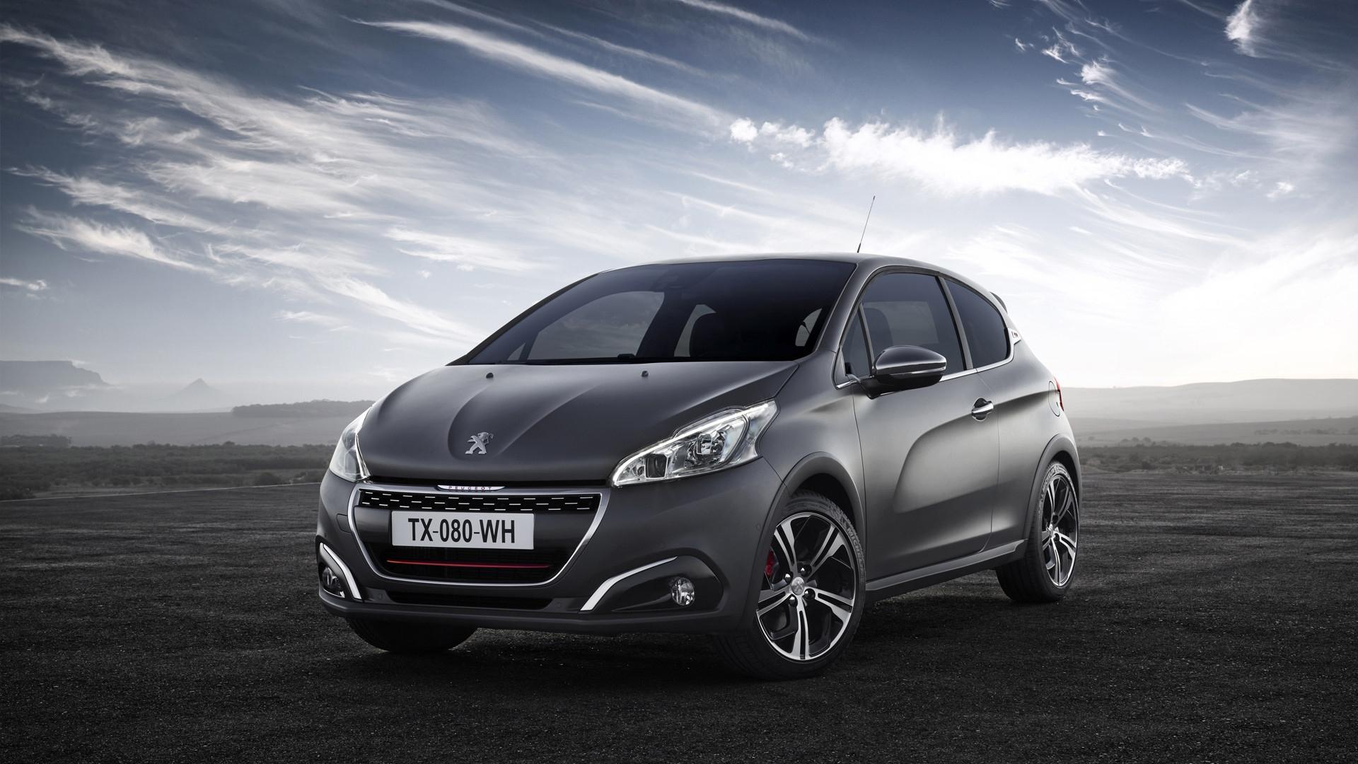 Peugeot 208 Gti Full Hd