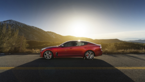 Photos Of Kia Stinger