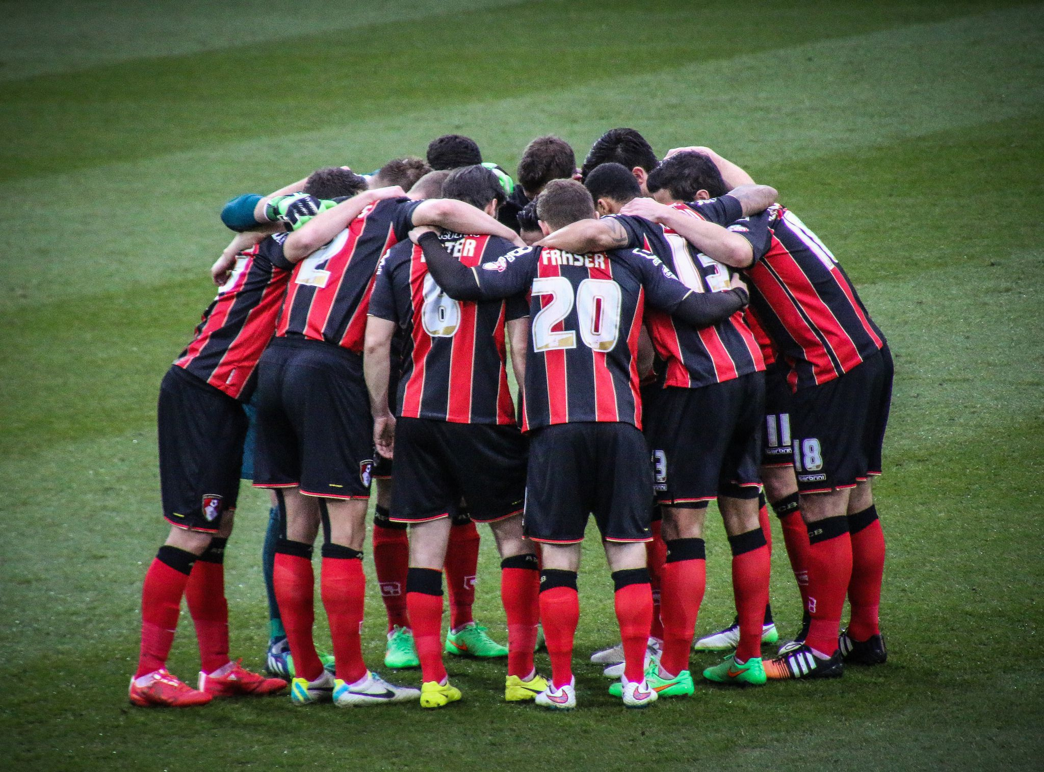 Pictures Of Afc Bournemouth