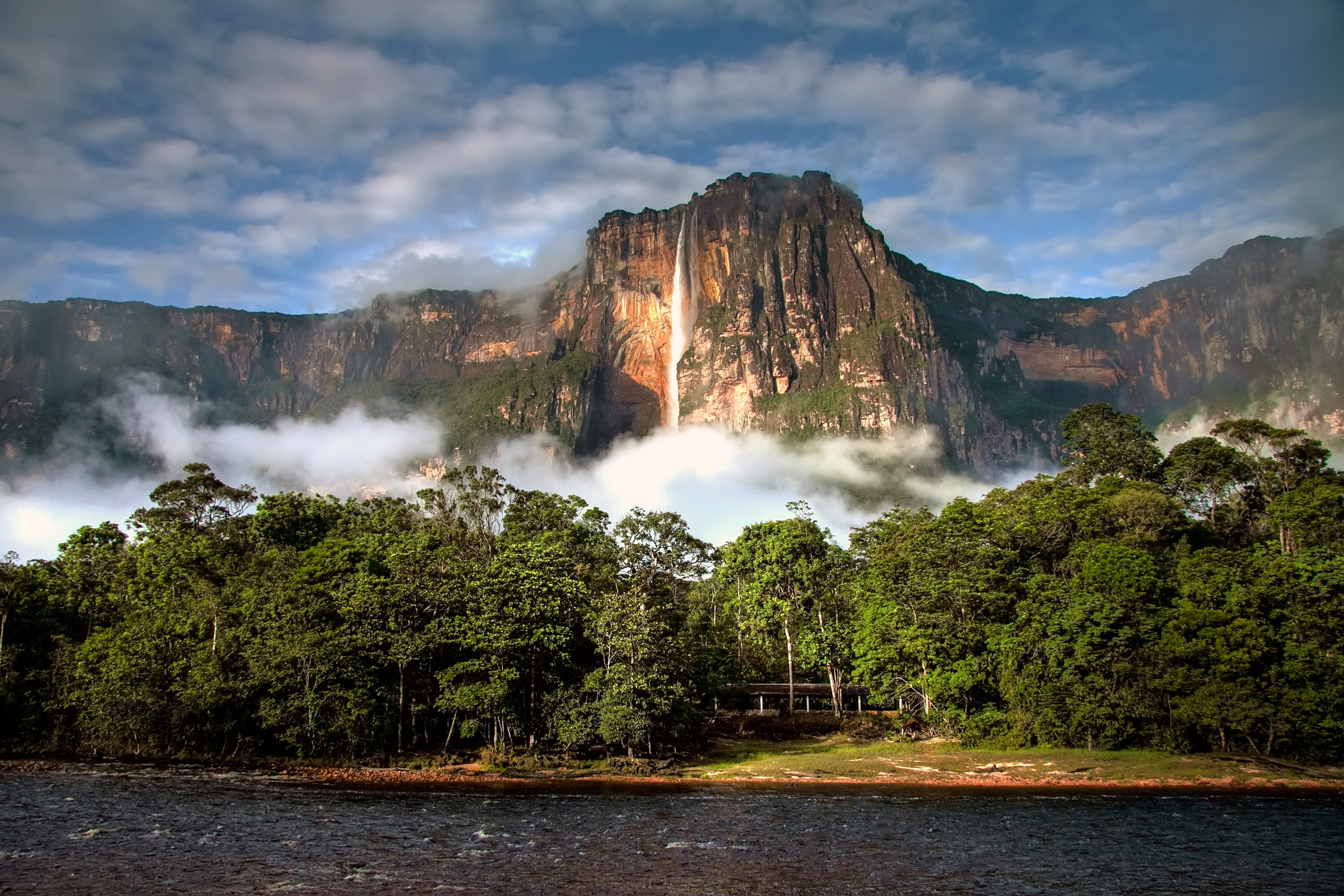 Pictures Of Angel Falls