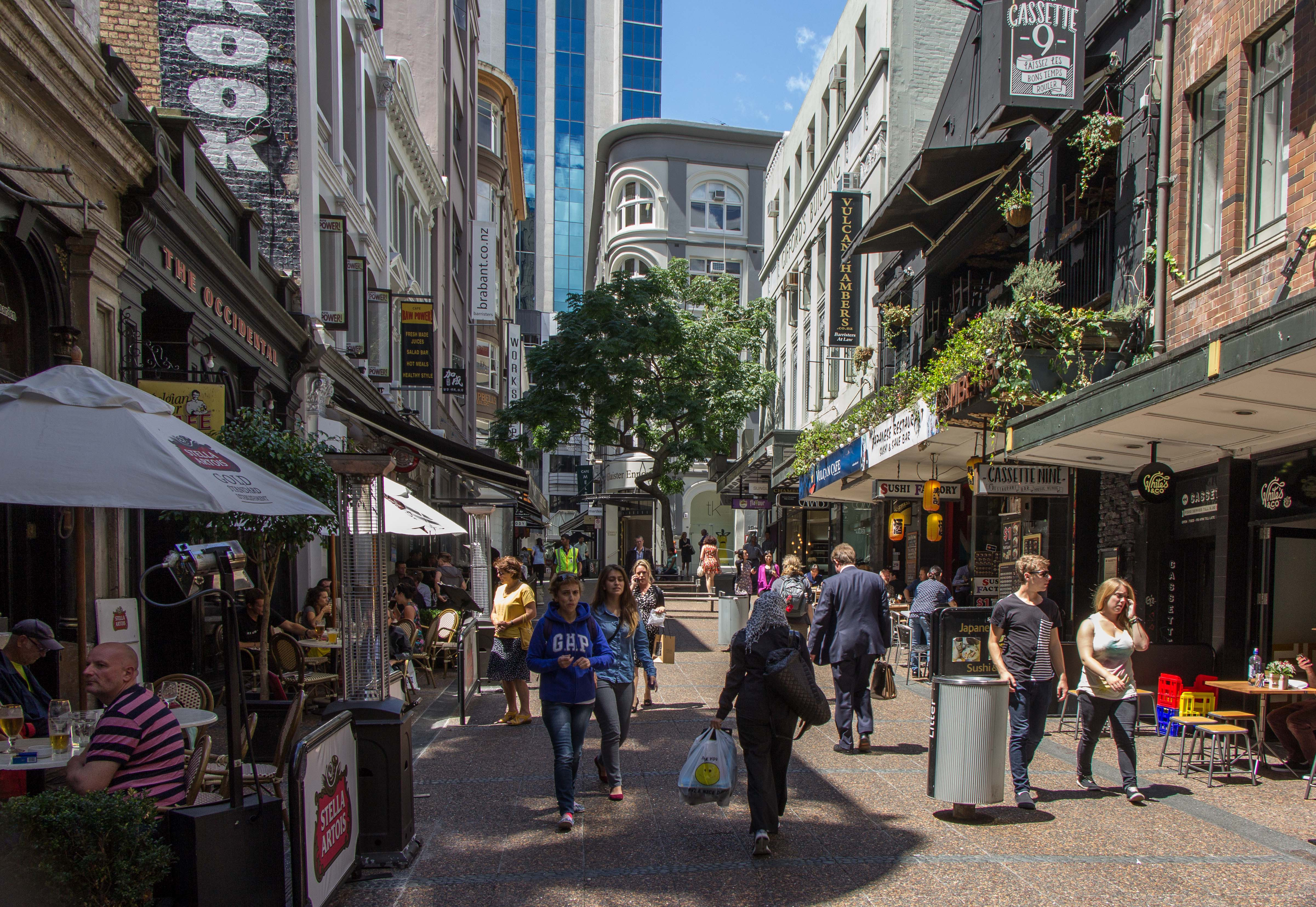 Pictures Of Auckland