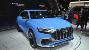 Pictures Of Audi Q8 2018