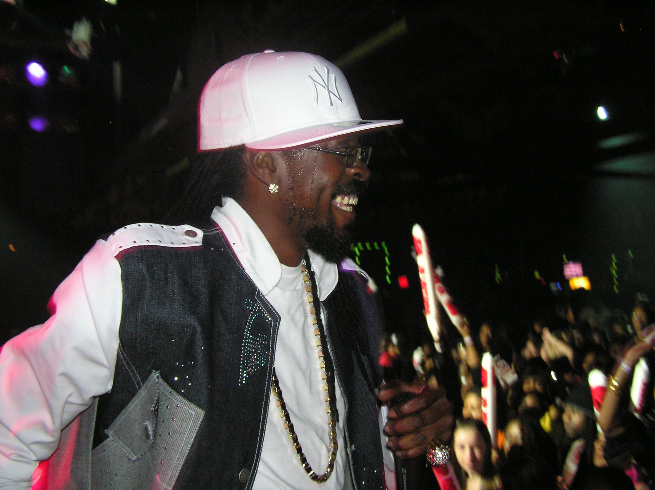 Pictures Of Beenie Man