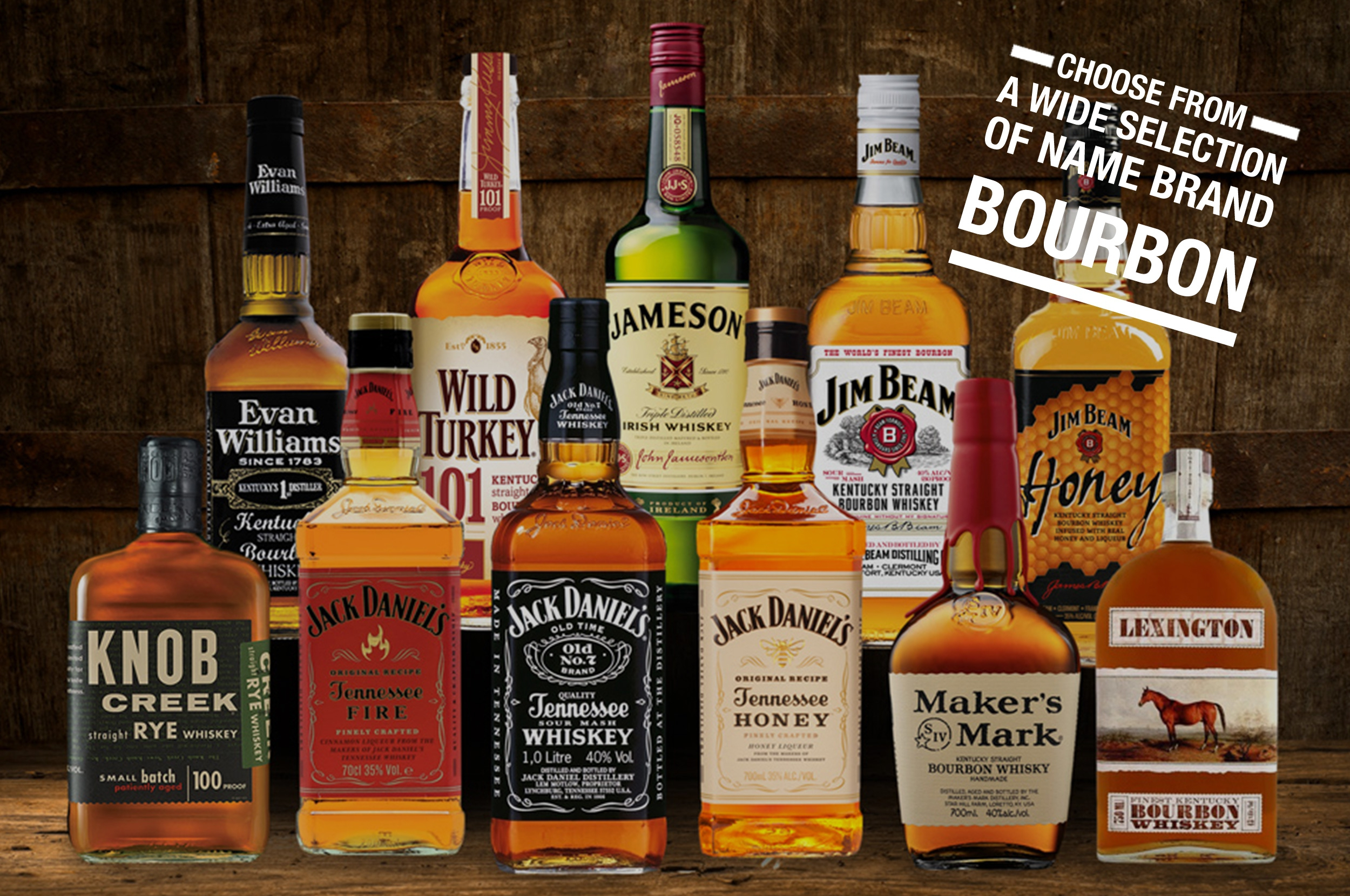 Pictures Of Bourbon