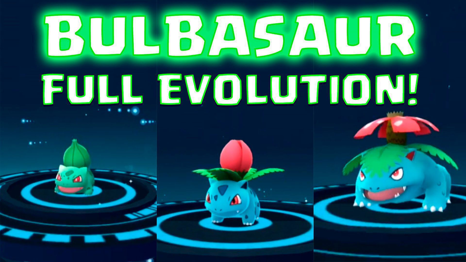 Pictures Of Bulbasaur