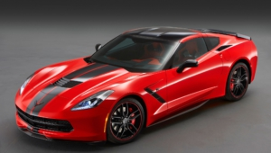 Pictures Of Chevrolet Corvette