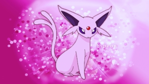 Pictures Of Espeon