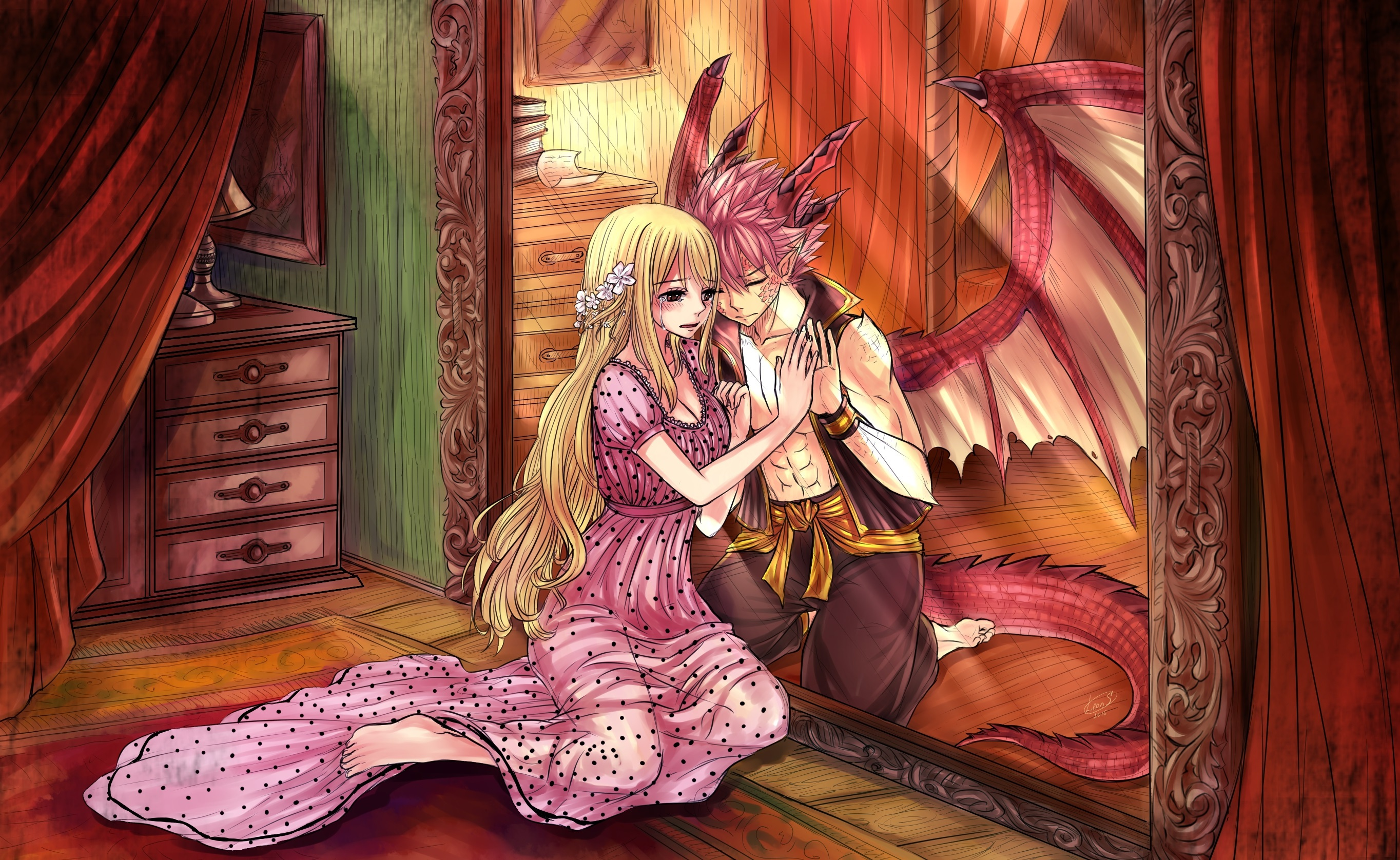 Pictures Of Fairy Tail